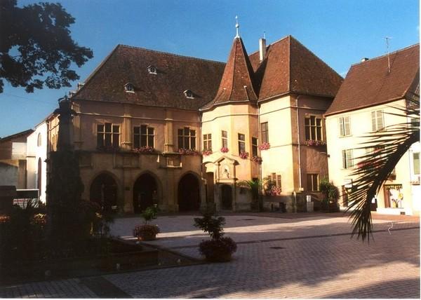Crédits image : Mairie de Ensisheim