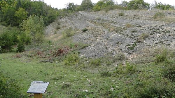 Journées du patrimoine 2019 - Mémoire de roche