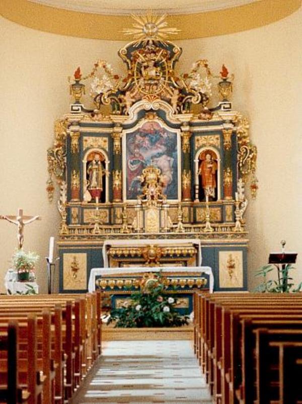 Crédits image : © Église Saint-Sigismond