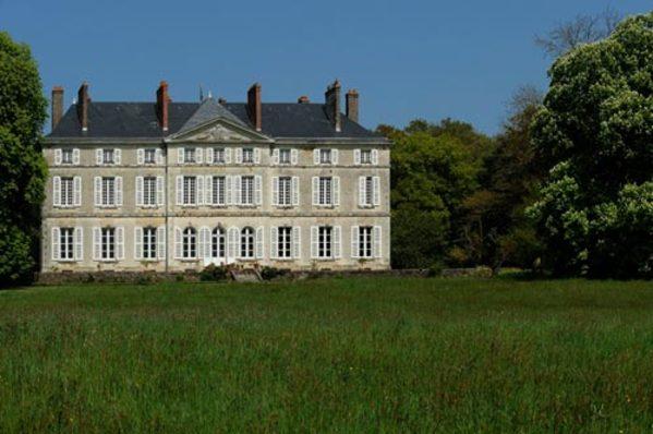 Rendez Vous aux Jardins 2018 -Château de la roche-noyant