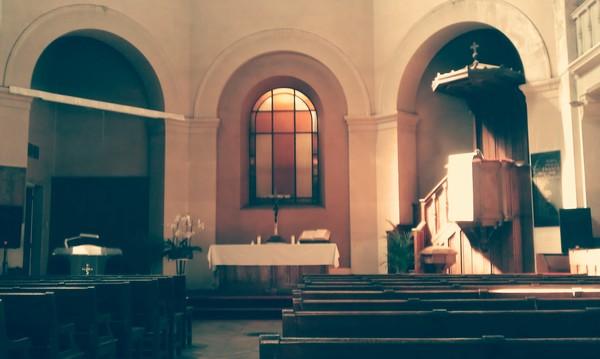 Crédits image : Eglise de la Résurrection