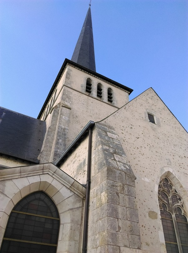 Crédits image : Office de Tourisme du Val de Sully