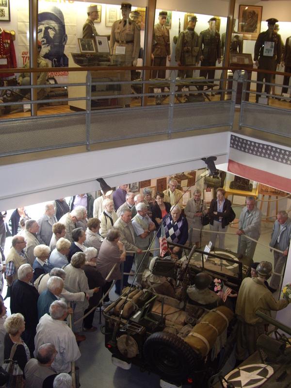 Journées du patrimoine 2017 - Musée de la 2ème Guerre mondiale Roger Bellon