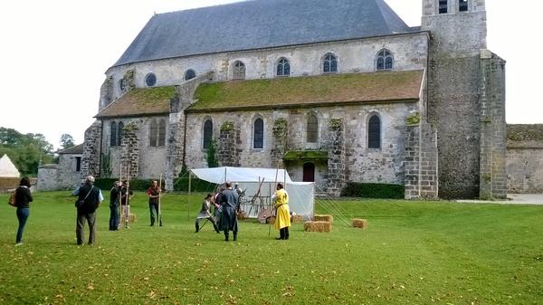 Journées du patrimoine 2018 - Visite commentée possible du futur Pôle Culturel du Bassée-Montois