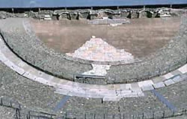 Journées du patrimoine 2017 - Visite libre du théâtre antique