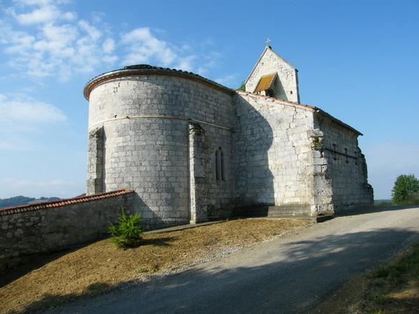 Journées du patrimoine 2017 - Visite libre de l'église de Colonges
