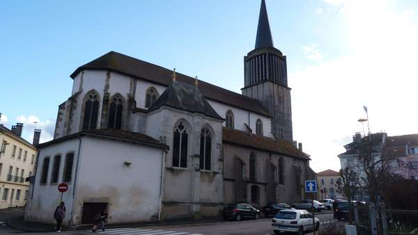 Crédits image : Eglise Saint-Nicolas Chapelle savigny - Credit photo OT CHARMES