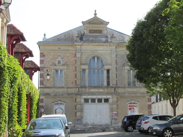 Crédits image : Office de Tourisme de Châteaudun