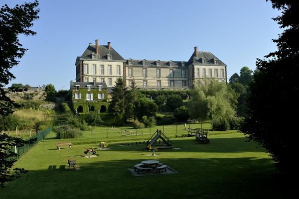 Crédits image : © Château des Matignon
