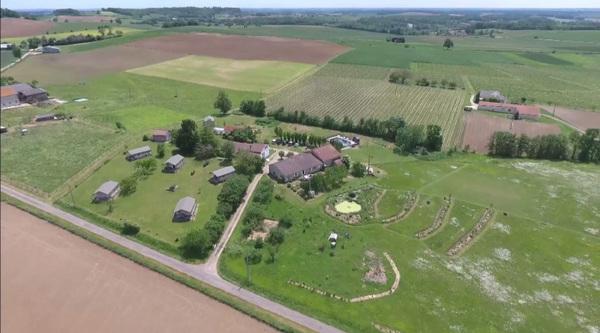 Rendez Vous aux Jardins 2018 -Simply Permaculture