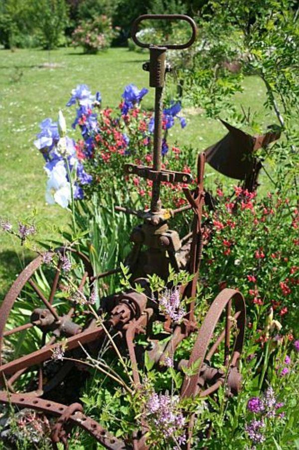 Rendez Vous aux Jardins 2018 -Les jardins d'Ezael