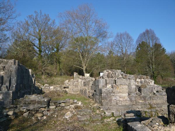 Journées du patrimoine 2017 - Visite des ruines