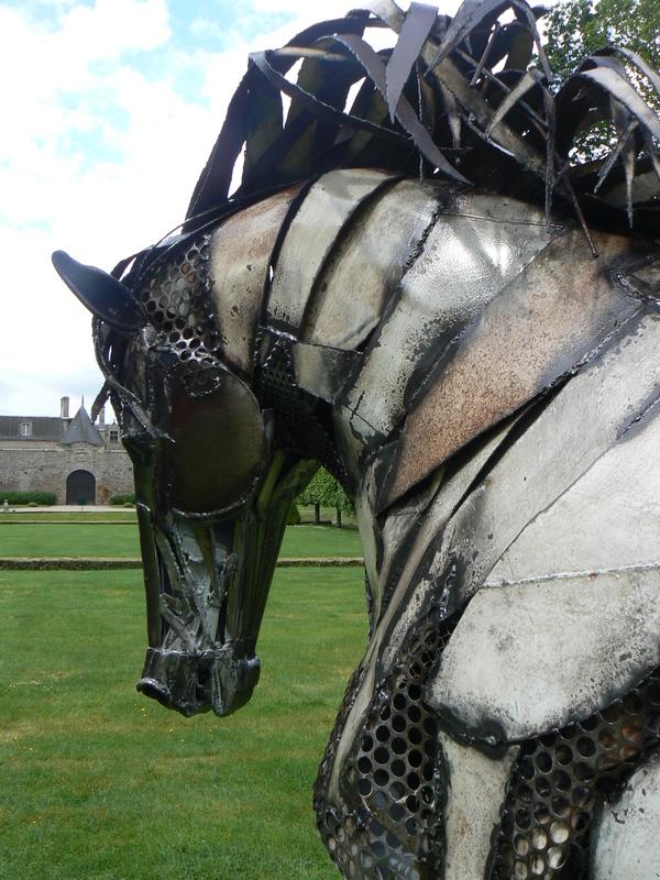 Journées du patrimoine 2019 - Visite du Parc et du Château de Rosanbo