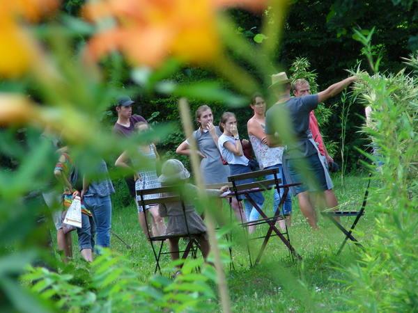Rendez Vous aux Jardins 2018 -Les jardins de Lornay