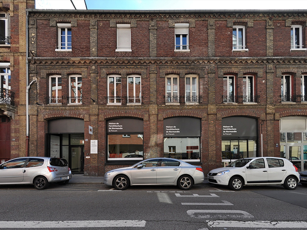 Maison de l'architecture de Normandie - le Forum