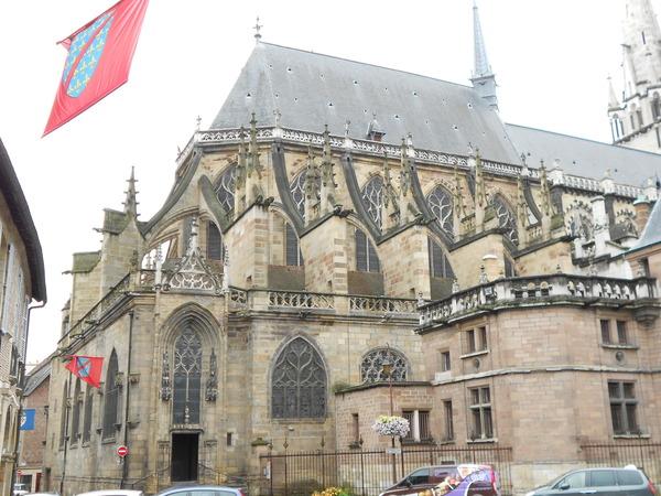 Journées du patrimoine 2017 - Visite guidée de la cathédrale