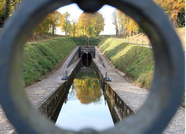 Journées du patrimoine 2020 - Visite inédite du chantier de restauration du tunnel de Saint Albin