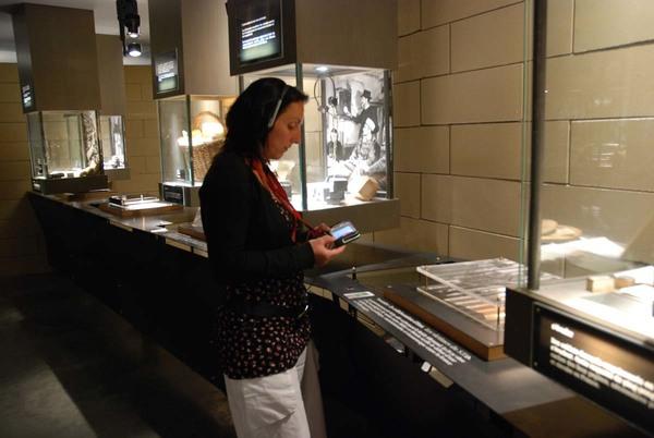 Nuit des musées 2018 -Musée d'histoire du xxème siecle - résistance et déportation