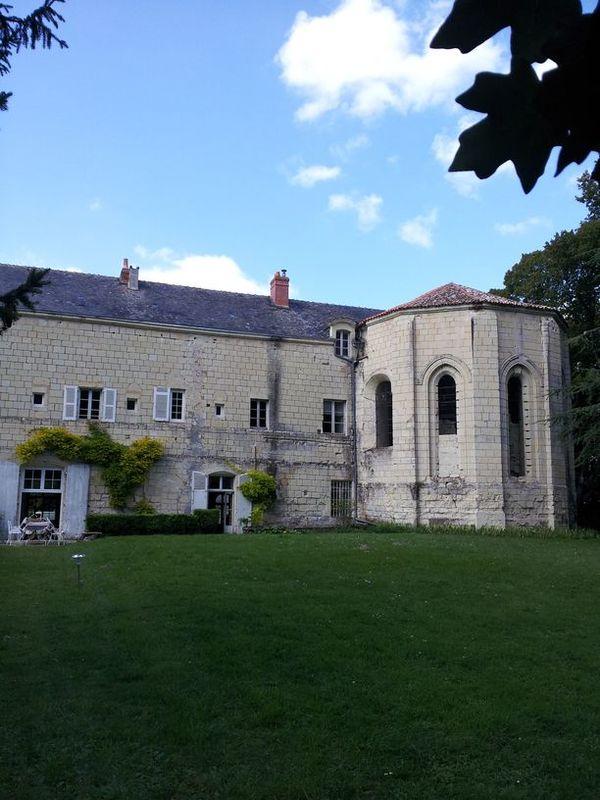 Journées du patrimoine 2018 - Visite commentée du Prieuré Grandmontain de Breuil-Bellay