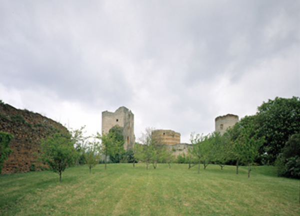 Journées du patrimoine 2017 - Visite guidée au château fort de Trévoux.