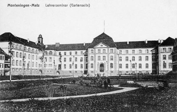 Crédits image : ©Association des Anciennes et Anciens des Ecoles Normales et des Sites IUFM de la Moselle