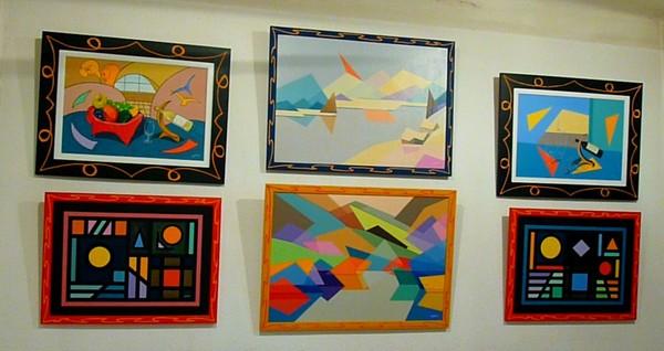 Journées du patrimoine 2017 - Exposition de tableaux