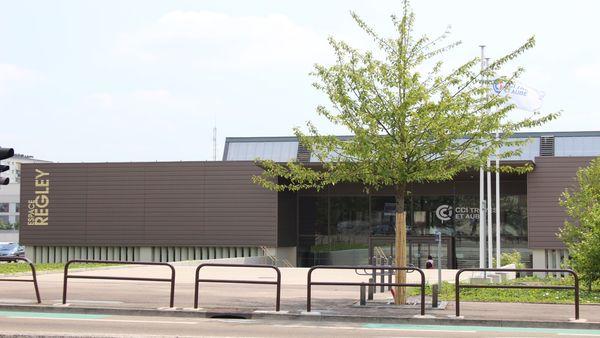 Crédits image : Espace Régley - CCI Troyes et Aube