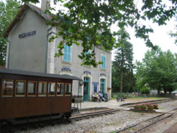 Journées du patrimoine 2019 - Visite de l'atelier des locomotives du train de la vallée de l'Ouche