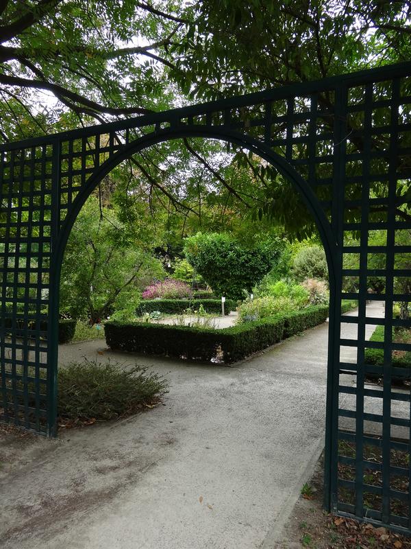 Rendez Vous aux Jardins 2018 -Jardin botanique Edouard-Marie Heckel