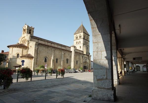 Journées du patrimoine 2017 - La collégiale, église romane, à découvrir en famille