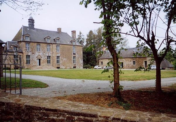 Journées du patrimoine 2017 - visite du château de Goué