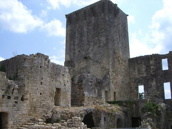Crédits image : ©Association des Amis du Château de Montclus