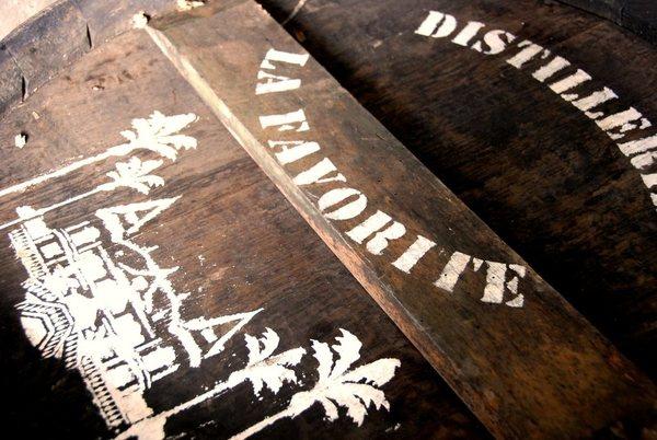 Crédits image : Distillerie La Favorite