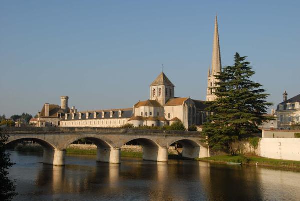 Crédits image : © EPCC Abbaye de Saint-Savin sur Gartempe et Vallée des Fresques Rémy Berthon