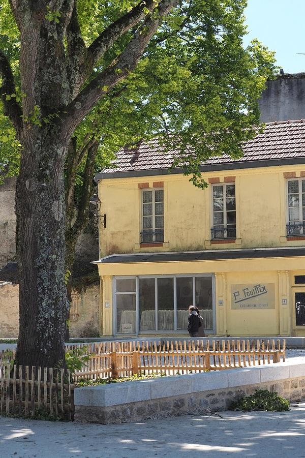 Crédits image : Quimper - Maison du Patrimoine / Place du Stivel (5)