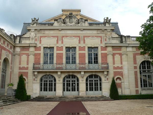 Journées du patrimoine 2018 - Visites guidées Théâtre de Fontainebleau