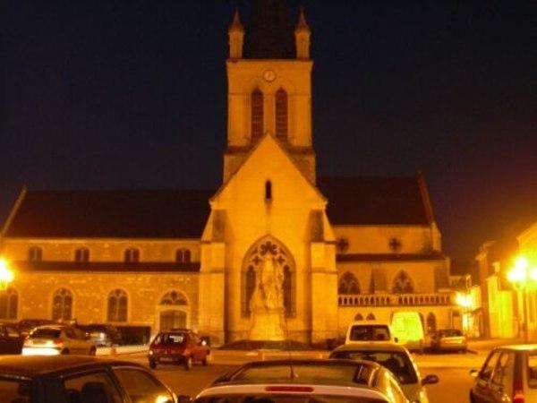 Journées du patrimoine 2018 - Visite guidée de l'église Notre-Dame et de l'ancienne basilique Saint-Pierre