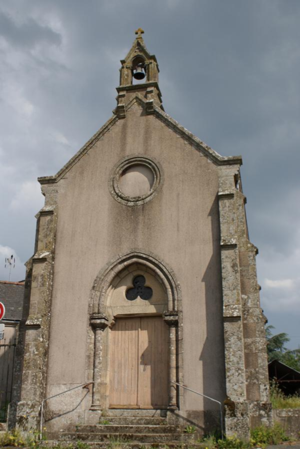 Journées du patrimoine 2018 - Chapelle Notre Dame de Pitié