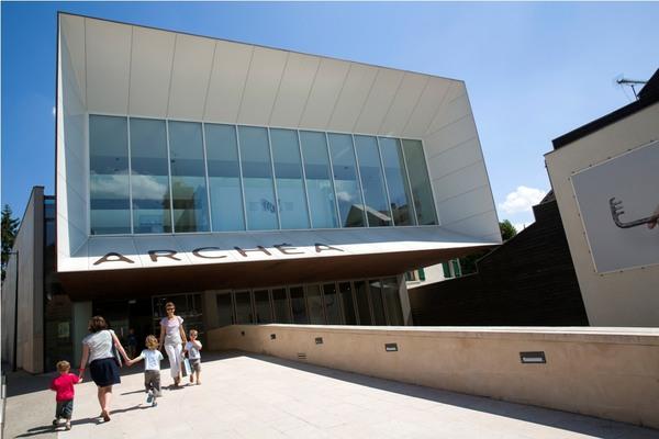 Journées du patrimoine 2017 - Visite commentée de l'exposition permanente