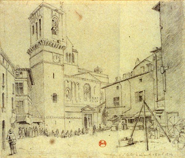 Journées du patrimoine 2017 - Archéovisites - La Cathédrale et ses abords
