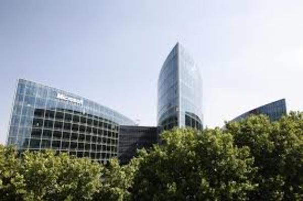 Centre de conférences de Microsoft