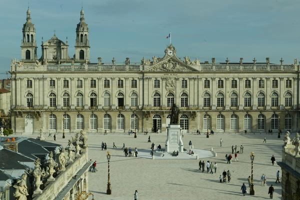 Crédits image : Hôtel de ville de Nancy © Ville de Nancy