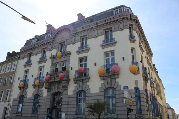 Crédits image : Ann GAUDAIRE Tourisme Cherbourg