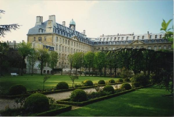 Journées du patrimoine 2019 - Visite libre de la société des missions étrangères de Paris