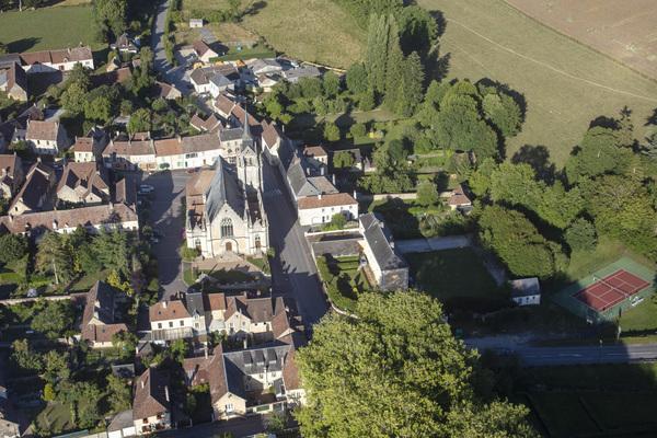 Crédits image : Commune du Pin-la-Garenne