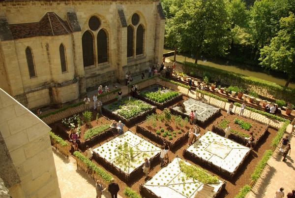 Rendez Vous aux Jardins 2018 -Parc et jardins de l'abbaye royale de Royaumont