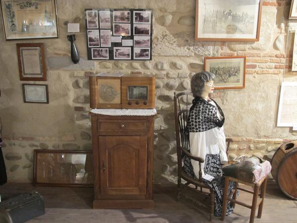 Journées du patrimoine 2019 - Salles du patrimoine de Béligneux - Visite commentée