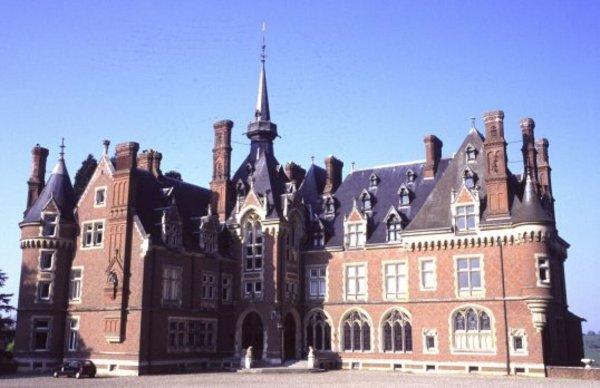 Journées du patrimoine 2018 - Visite libre du parc du château de Gaillefontaine