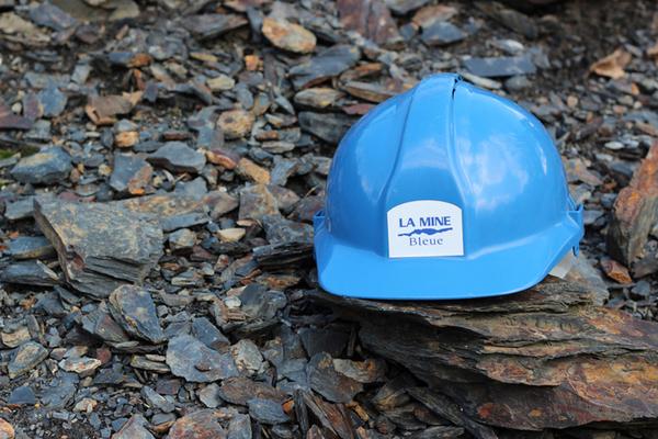 Crédits image : La Mine bleue