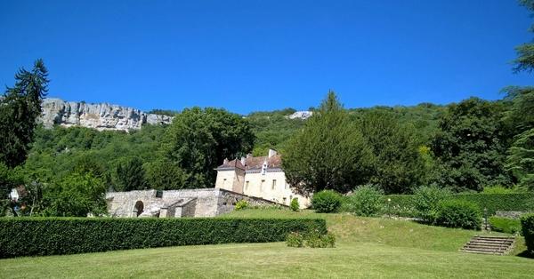 Rendez Vous aux Jardins 2018 -Parc du Prieuré Saint Martin - Baulme La Roche